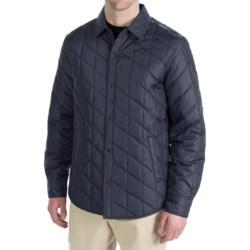 Victorinox Swiss Army Valias Shirt Jacket - Lightweight, Insulated (For Men)