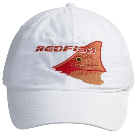 HatTail Sport Series Cap with Sunglass Tether - Microfiber
