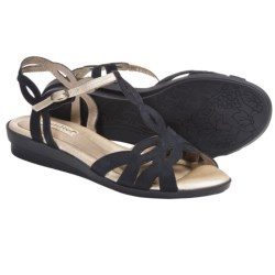 BeautiFeel Thea Leather Sandals (For Women)
