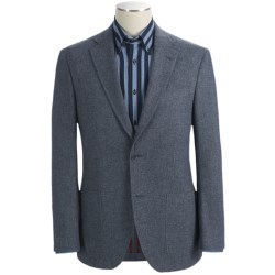 Riviera Red Panther Twill Sport Coat - Wool Blend, Modern Fit (For Men)