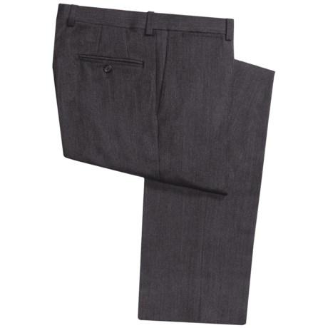 Jack Victor Spencer Twist Whipcord Pants - Wool (For Men)
