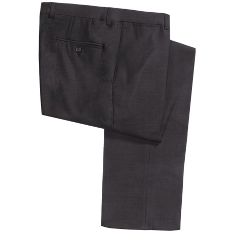 Jack Victor Spencer Vertical Pants - Wool (For Men)