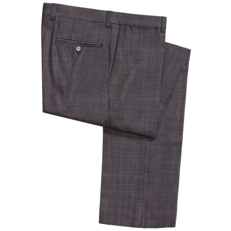 Jack Victor Spencer Pants - Overpane Check (For Men)