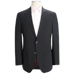 Riviera Panther Blazer - Modern Fit, Stretch Wool Blend (For Men)