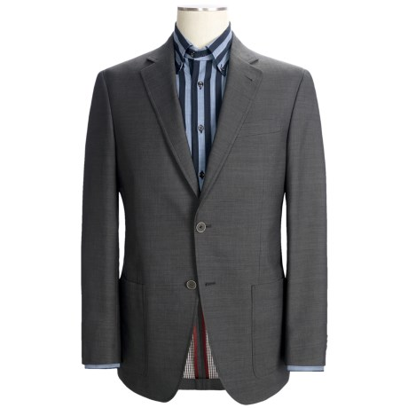 Riviera Panther Double Face Blazer - Modern Fit (For Men)