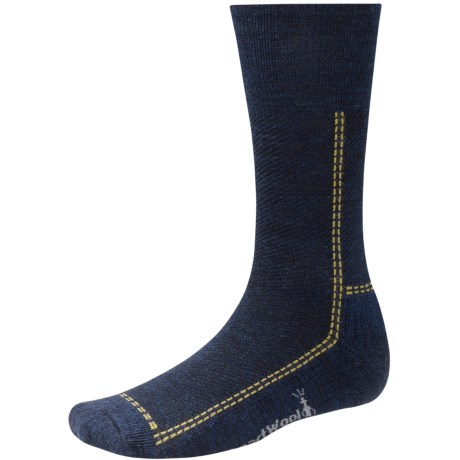SmartWool Relaxed Twill Socks - Merino Wool, Crew (For Men)