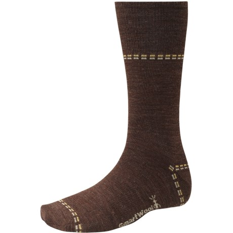 SmartWool Pocket Stitch Socks - Merino Wool, Crew, Lightweight (For Men)