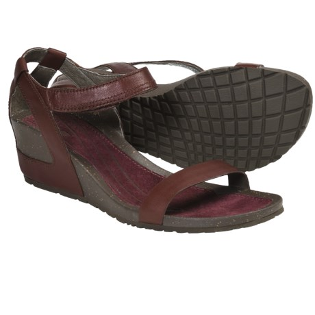 Teva Cabrillo Strap Wedge Sandals (For Women)