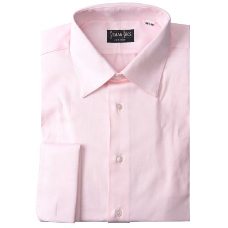 Gitman Brothers French Cuff Dress Shirt - Long Sleeve (For Men)