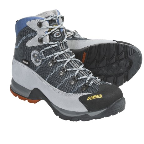Asolo Cervino Syncro Hiking Boots (For Women)