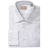 Gitman Brothers Stripe Dress Shirt - Point Collar, Long Sleeve (For Men)