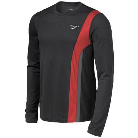 Brooks Rev II Shirt - Long Sleeve (For Men)