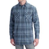 Pendleton Tracker Shirt - Brushed Chambray, Long Sleeve (For Men)