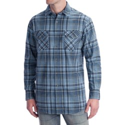 Pendleton Tracker Shirt - Brushed Chambray, Long Sleeve (For Men)
