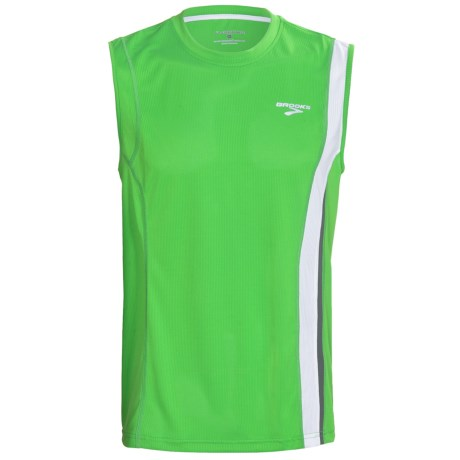 Brooks Rev II Shirt - Sleeveless (For Men)