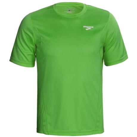 Brooks Versatile Shirt - Short Sleeve (For Men)