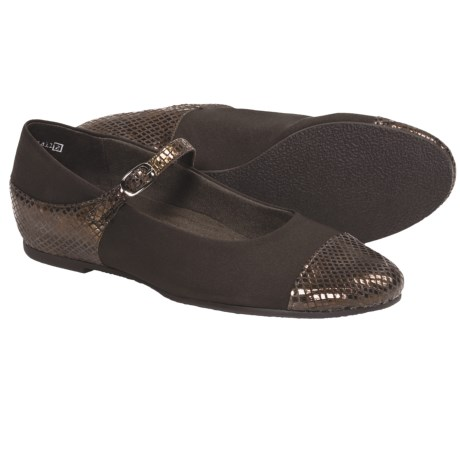 Munro American Serenity Shoes - Mary Janes (For Women)