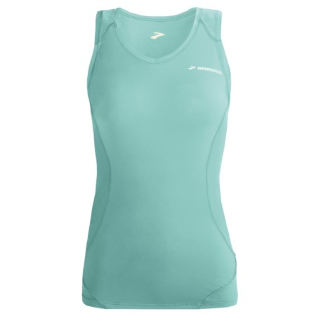 Brooks Equilibrium Tank Top - Racerback (For Women)