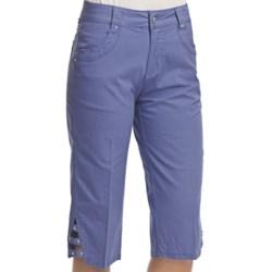 Ethyl Ripstop Skimmer Shorts - Bling (For Women)