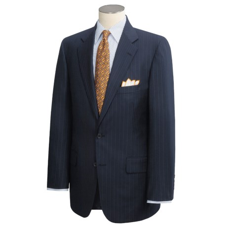 Southwick Faint Stripe Suit - Wool (For Men)