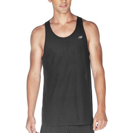 New Balance NBX Minimus Singlet Top - Sleeveless (For Men)