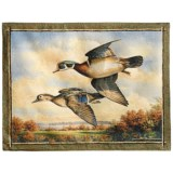 Cranston Home Loomed Jacquard Wall Tapestry