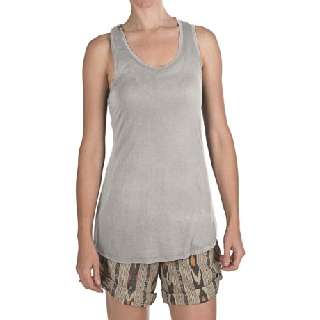 True Grit Silky Layering Tank Top (For Women)