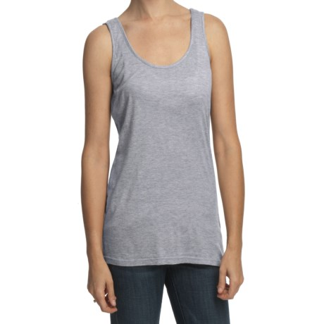 True Grit Haute Heathered Tank Top (For Women)