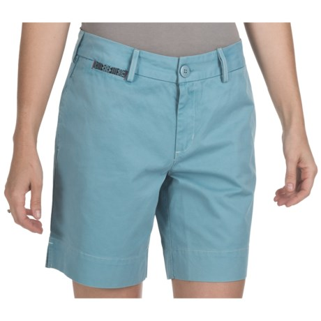 True Grit Chino Shorts (For Women)