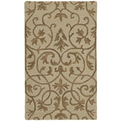 Estes Collection Hand-Tufted Virgin Wool Area Rug - 5'x7'9""