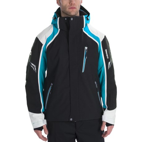 Goldwin Speed G-Tec 4-Way Stretch Ski Jacket - Insulated (For Men)