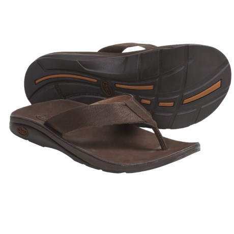 Chaco Flippin Brewhaha EcoTread Sandals - Flip-Flops (For Men)