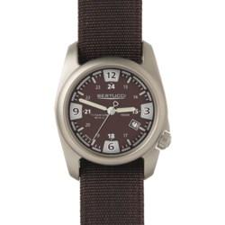 Bertucci A-2T Quad Titanium Watch - Nylon Band