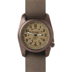 Bertucci A-2T Vintage Titanium Watch - Nylon Band