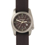 Bertucci A-2T Field Titanium Watch - Nylon Strap