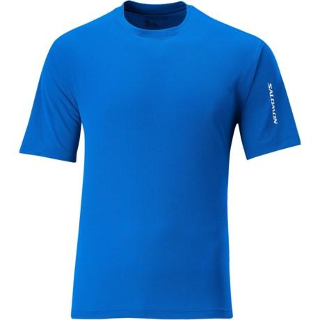 Salomon X Shirt - Short Sleeve (For Men)