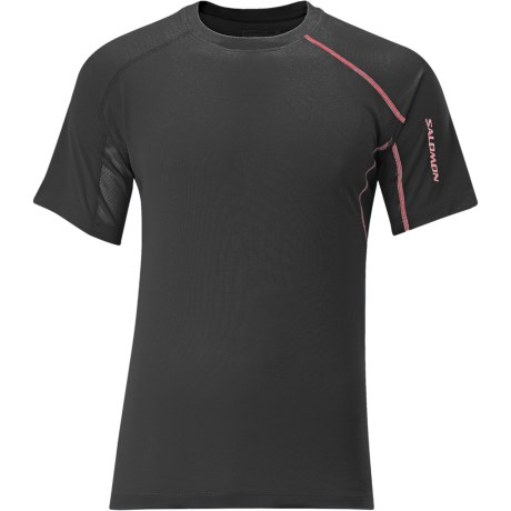 Salomon Trail IV T-Shirt - Short Sleeve (For Men)