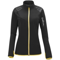 Salomon XA Smart Skin Jacket - Soft Shell (For Women)