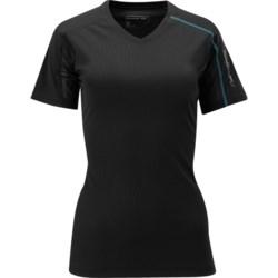Salomon Trail IV Shirt - Short Sleeve (For Women)