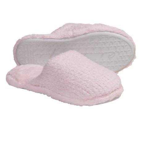 Colorado Clothing Chenille Slide Slippers (For Women)