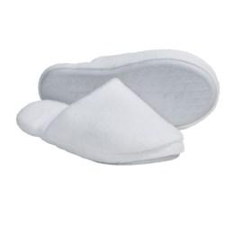 Colorado Clothing Plush Fleece Slippers (For Women)