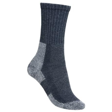 Thorlo Light Hiking Socks - Wool-Silk, Crew (For Women)