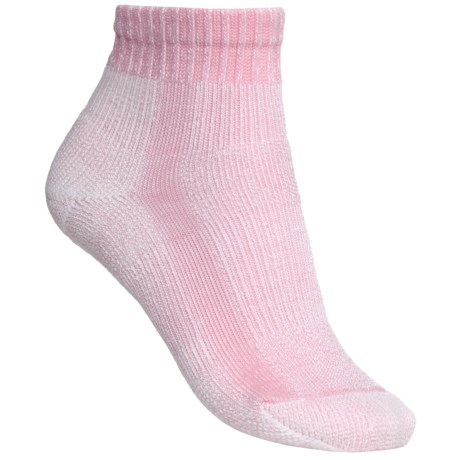 Thorlo Light Hiking Socks - CoolMax®, Mini Crew (For Women)