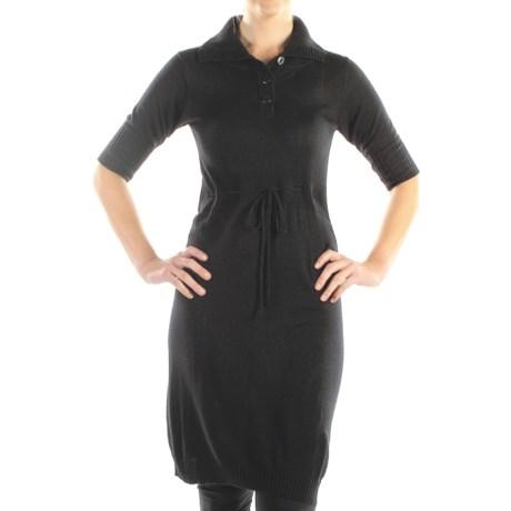 ExOfficio Senora Sweater Dress - Elbow Sleeve (For Women)