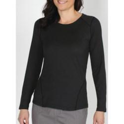 ExOfficio eXo Dri Carbonite Shirt - Long Sleeve (For Women)