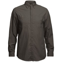 Wolverine Scout Shirt - UPF 30, Nylon Ripstop, Long Sleeve (For Men)