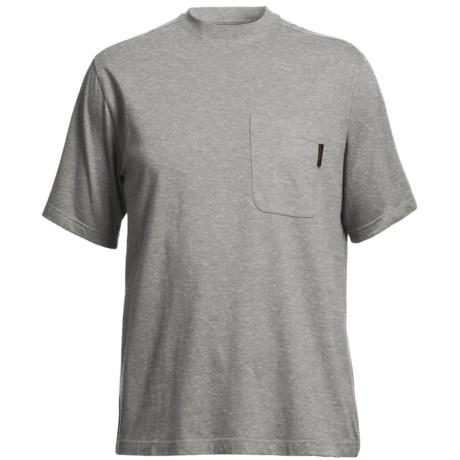 Wolverine Mason Pocket T-Shirt - Interlock Jersey Cotton, Short Sleeve (For Men)