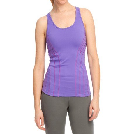 Ryka Hypnotic Tank Top - Racerback, Built-In Shelf Bra (For Women)