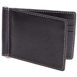 Barrington Flip Clip Wallet - Leather