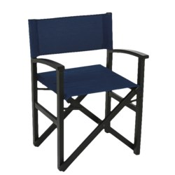 Tag Campaign Wood Frame Folding Chair